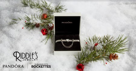 The New Limited Edition Exclusive Ornament and Charm from Pandora from Riddle's Jewelry