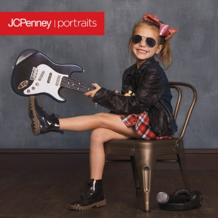 Ready to Rock Photography Event from JCPenney Portraits
