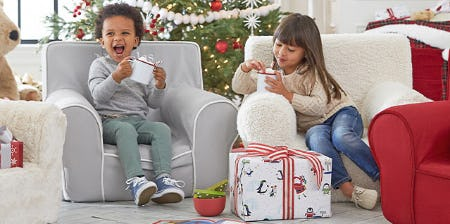 The Anywhere Chairs® from Pottery Barn Kids