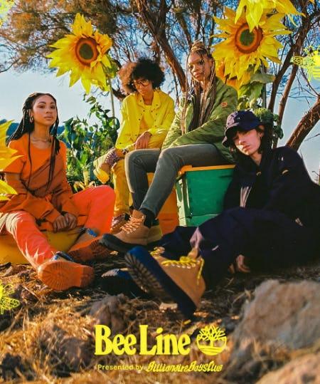 "BeeLine Timberland 6"" Boots"
