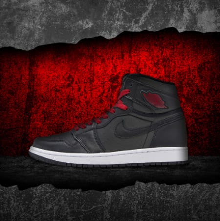 The Air Jordan 1 Retro High OG from Eblens Clothing and Footwear