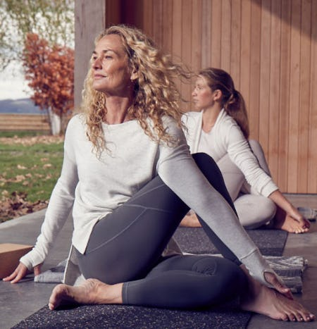 The Softest Fabric Imaginable from Athleta