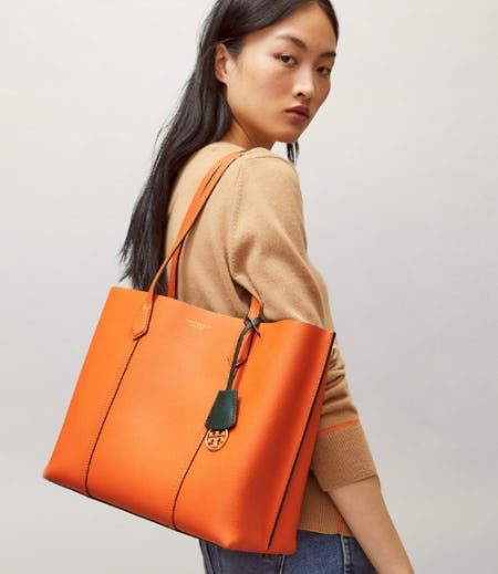The Perry Tote from Tory Burch