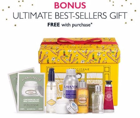 Ultimate Best-Sellers Gift Free With Purchase