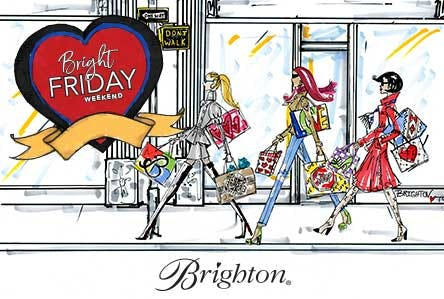 BRIGHT FRIDAY weekend from Brighton Collectibles