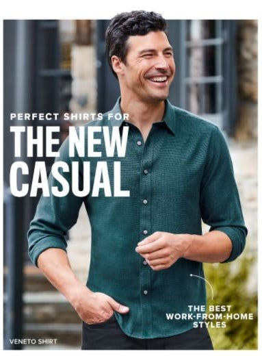 Perfect Shirts for the New Casual from UNTUCKit