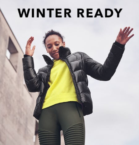 New Styles for the Season from Athleta