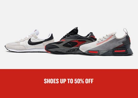 Shoes Up to 50% Off from Finish Line