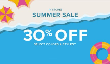 30% Off Summer Sale from Vera Bradley