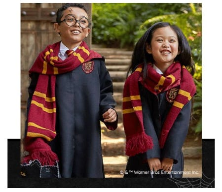 Frighteningly Cute Costumes from Pottery Barn Kids