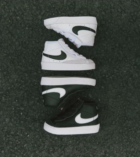New for Kids: Little Swoosh from DTLR