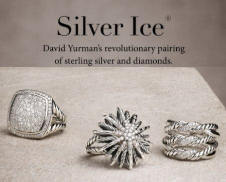Silver Ice from David Yurman