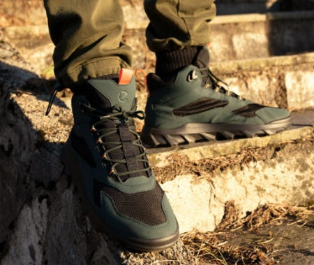 GORE-TEX Shoes for Outdoor Adventures from ECCO