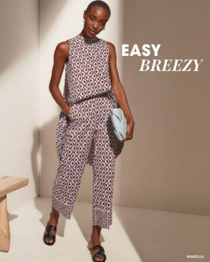 Fresh Summer Style from Marella, Reiss & More from Bloomingdale's