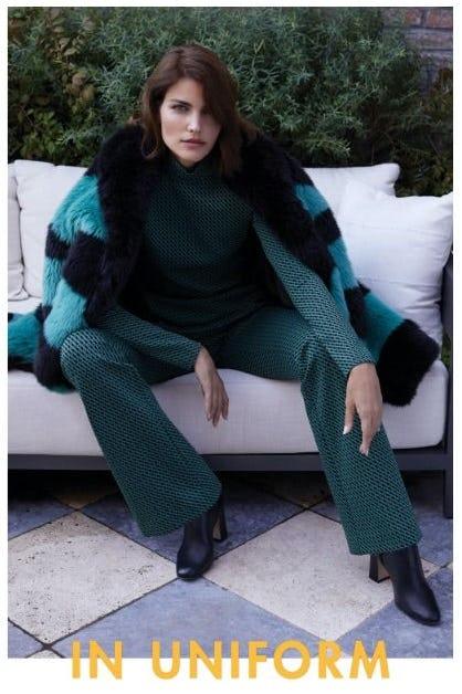 Our Modern Update on a Classic Seventies Look from Diane von Furstenberg