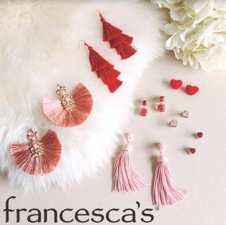 Clearance Jewelry, 2 for $15 from francesca's
