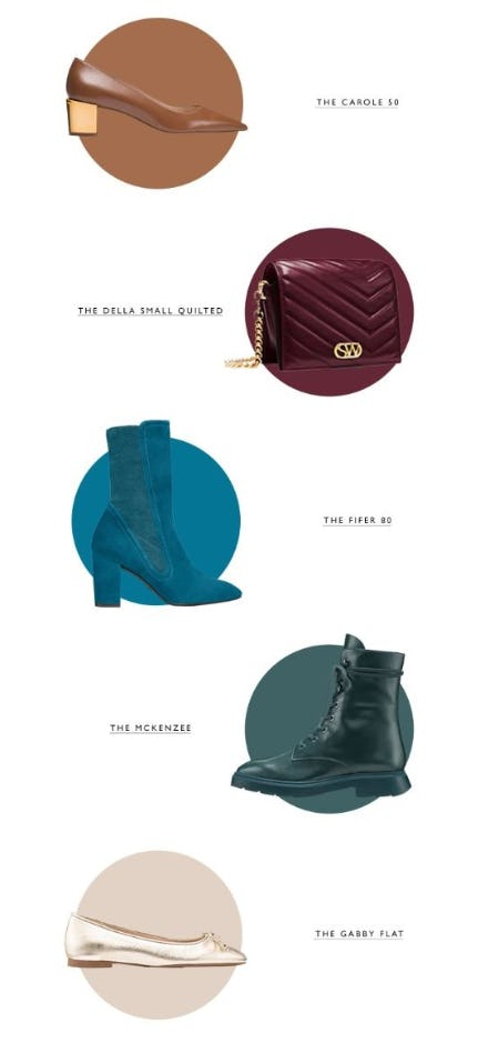 The Trend: Jewel Tones from STUART WEITZMAN