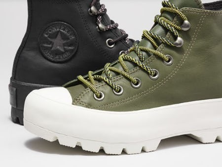 Chuck Taylor All Star High Top Gore-Tex Waterproof Sneaker Boot