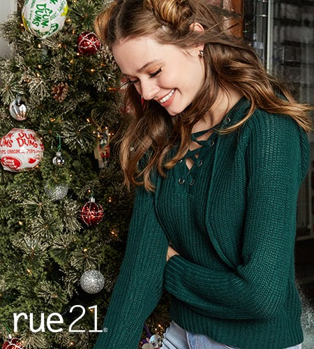 DEAL OF THE DAY: $12 SWEATERS from rue21