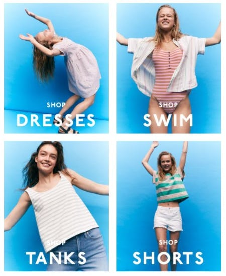 New Arrivals News from Madewell