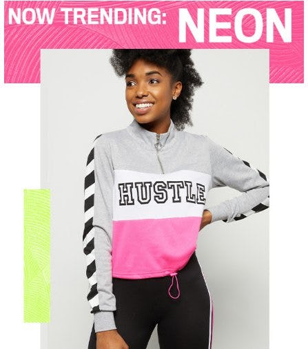 Now Trending: The New Neon from rue21