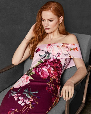 Pretty In Prints from Ted Baker London