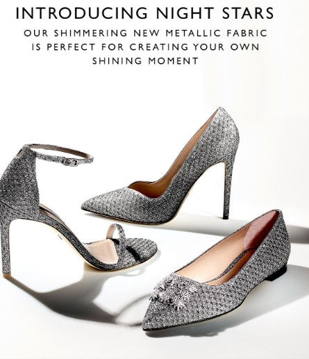 Introducing Night Stars from STUART WEITZMAN