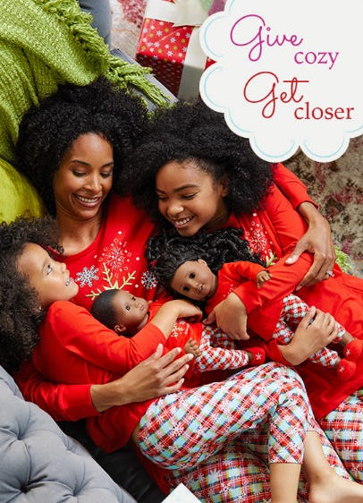 Holiday PJ's for Every Girl—Even Mom from American Girl