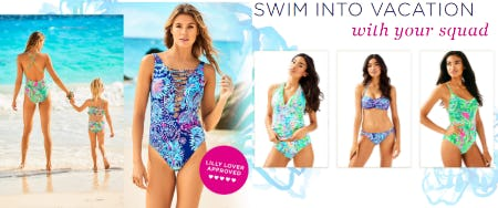 Explore Our Swimwear