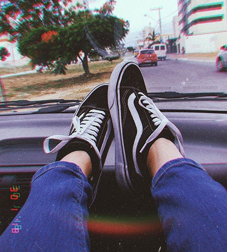 vans from Journeys