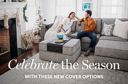 New Cover Options from Lovesac