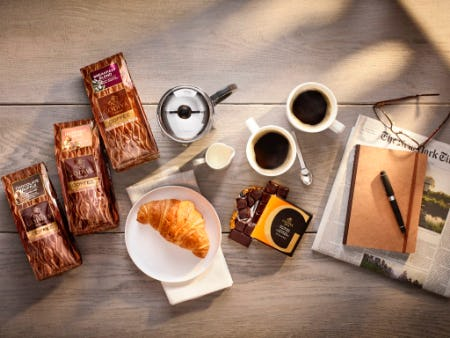 NATIONAL COFFEE DAY! from Godiva Chocolatier