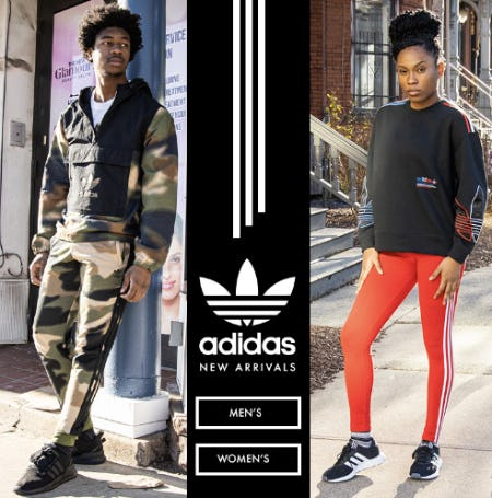 New From Adidas