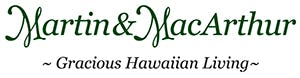 마틴 앤 맥아더 (Martin & MacArthur) Logo