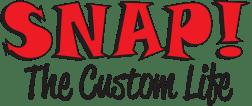 Snap! The Custom Life Logo