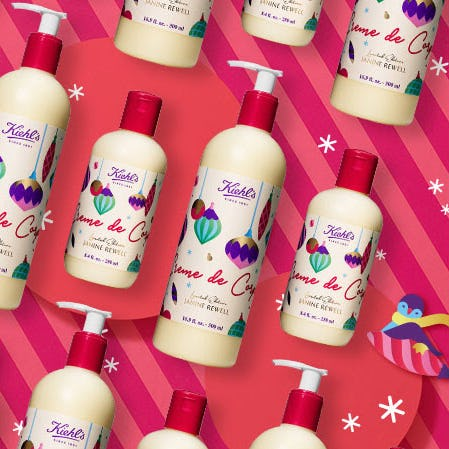 Limited Edition Creme De Corps from Kiehl's
