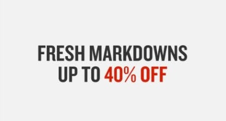 Up to 40% Off Fresh Markdowns from JD Sports