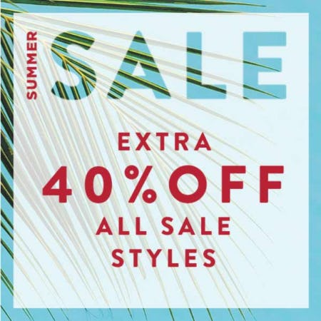 Extra 40% off Sale Styles from J.Jill