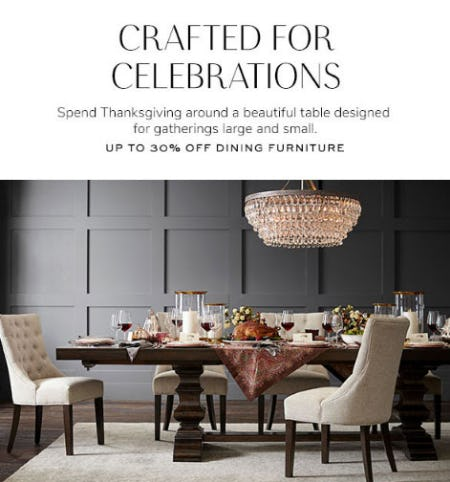 Superieur Up To 30% Off Dining Furniture