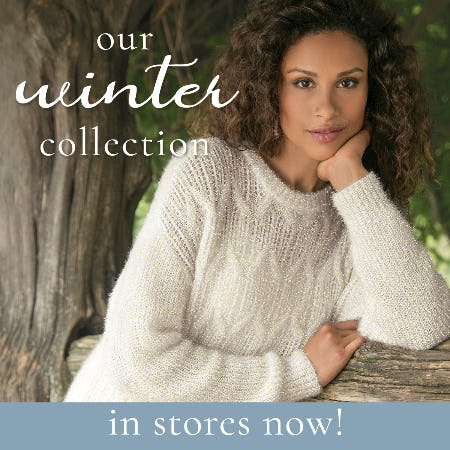Soft Surroundings Winter Collection Now In Stores! from Soft Surroundings