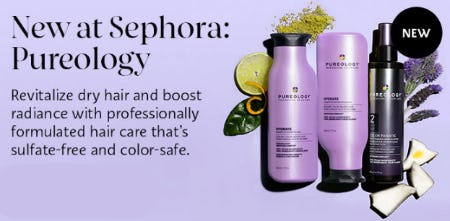 New at Sephora: Pureology from Sephora
