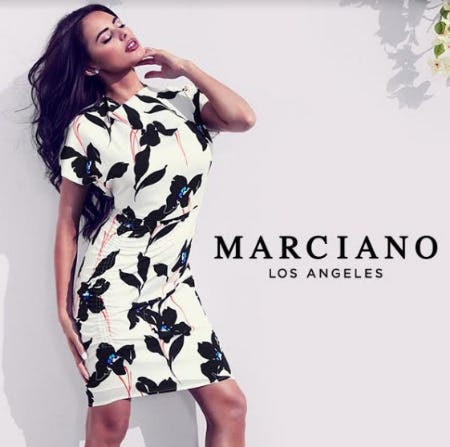 Marciano Exclusive Offer from Marciano
