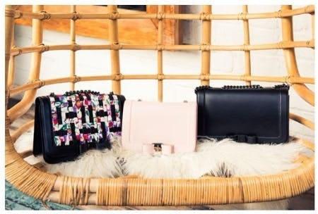 Discover Vara Rainbow Handbag