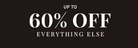 Up to 60% Off Everything Else from Jos. A. Bank