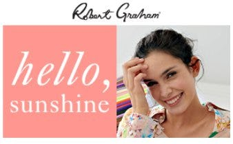 Hello, Sunshine from Robert Graham