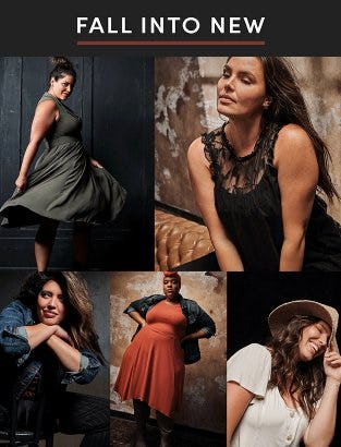New Collection Just Dropped from Torrid