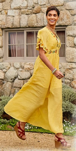 The Oakland Maxi Dress