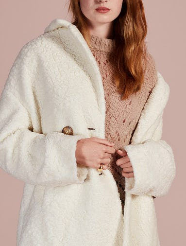 The Teddy Coat from kate spade new york