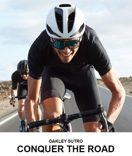 Discover Oakley Sutro from Oakley