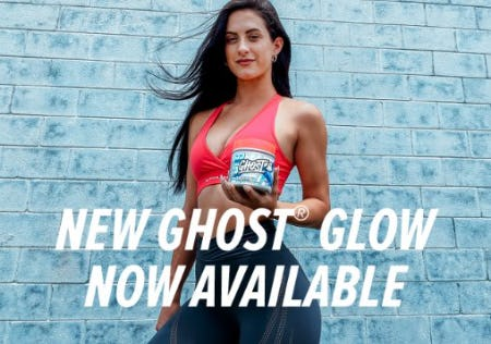 New GHOST GLOW Is Here! from GNC